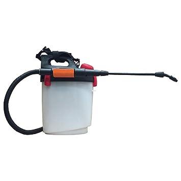 HYF Pulverizador de Mochila con batería Recargable, excelente pulverizador para fumigar Las Malas Hierbas del jardín o la Huerta con herbicida, ...
