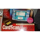 CardScan Plus 300 Scanner