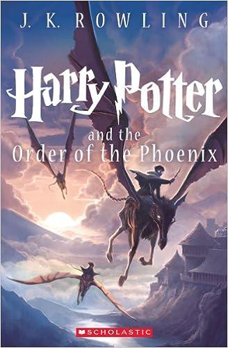Harry Potter and the Order of the Phoenix (Book 5): Rowling, J.K.,  Kibuishi, Kazu, GrandPré, Mary: 9780545582971: Amazon.com: Books