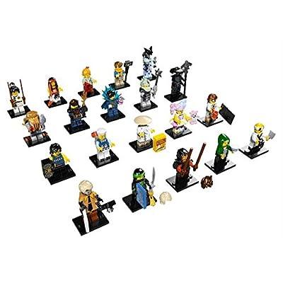 LEGO The Batman Movie - Minifigure Blind Bag Bundle (2 bags): Toys & Games