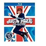 Austin Powers Collection (International Man of Mystery / The Spy Who Shagged Me / Goldmember) [Blu-ray] by New Line Home Video