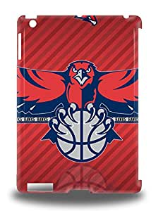Ipad Protective 3D PC Case For Ipad Air NBA Atlanta Hawks Logo ( Custom Picture iPhone 6, iPhone 6 PLUS, iPhone 5, iPhone 5S, iPhone 5C, iPhone 4, iPhone 4S,Galaxy S6,Galaxy S5,Galaxy S4,Galaxy S3,Note 3,iPad Mini-Mini 2,iPad Air )