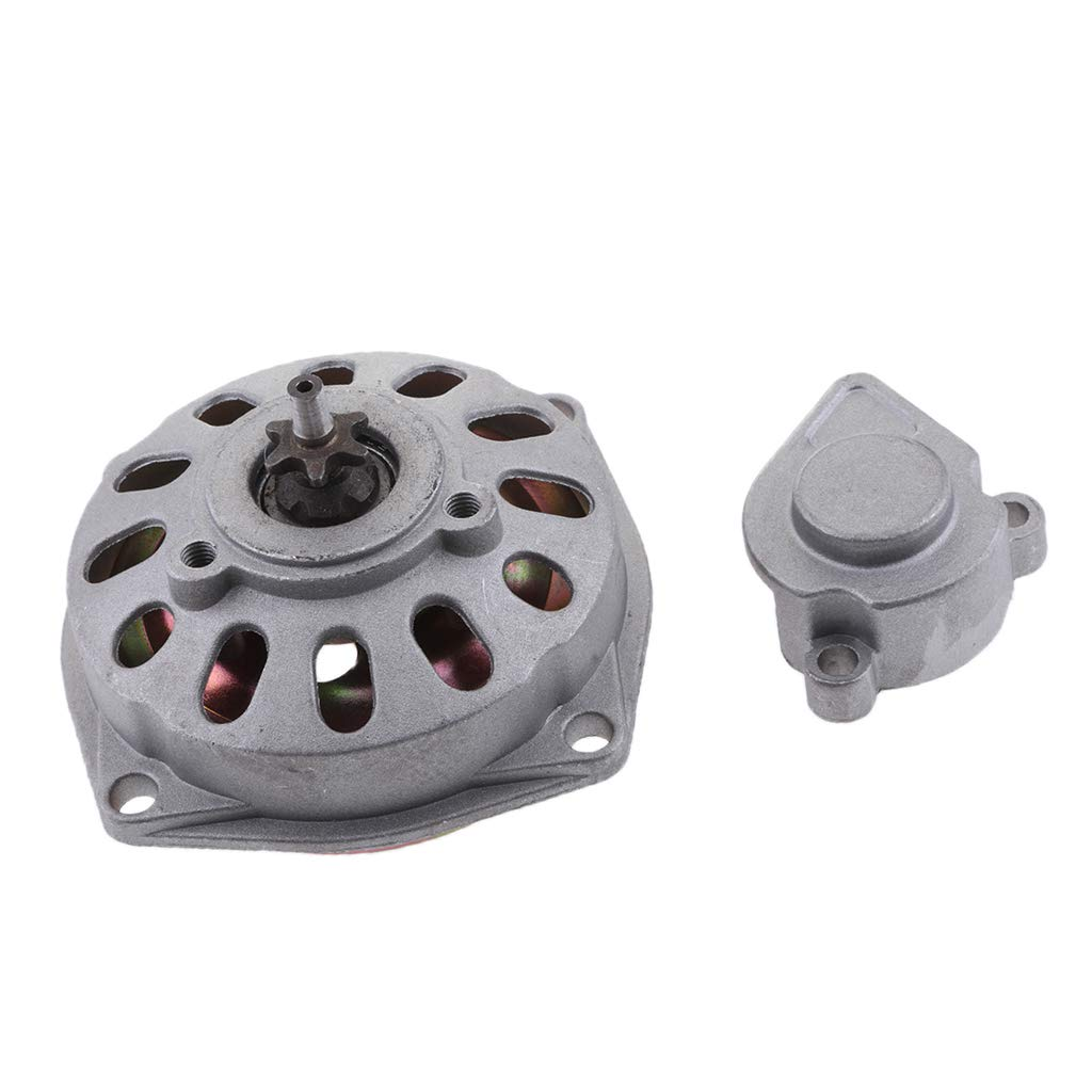 Amazon.com: Baosity T8F 6T Clutch Drum Gear Box for 47cc 49cc Mini Motor ATV Quad Pocket Bike: Automotive