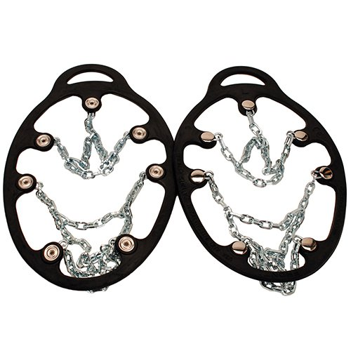 Yaktrax Traction Chains for Walking on Ice and Snow , Medium