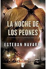 La noche de los peones (Diana Dávila 1) (Spanish Edition) Kindle Edition