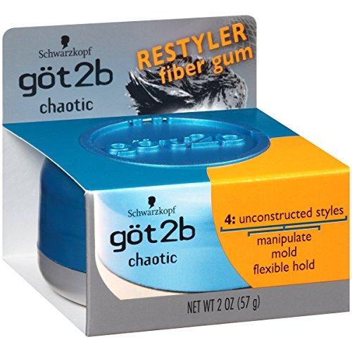 Got 2B Chaotic Fiber Gum 2oz