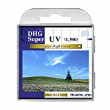 Marumi DHG Super UV L390 62mm Lens Protective Multicoated Filter
