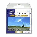 MARUMI 77mm DHG SUPER UV (L390) Multicoated Filter - Designed for Digtal Cameras