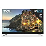 TCL 55C807 55 Inch 4K Ultra HD Roku Smart LED TV
