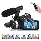 Hd Camcorder With Remote Controls Review and Comparison