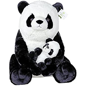 Amazon Com Niuniu Daddy 71 Giant Plush Panda Bear
