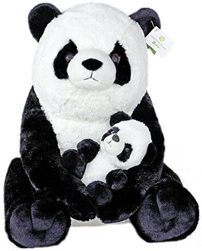 Exceptional Home Giant Pandas Plush Stuffed Animals - 18