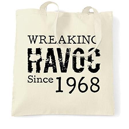 Bolsa de la compra para regalo de 50 cumpleaños desde 1968 ...
