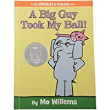 Constructive Playthings LB-912 ''A Big Guy Took My Ball'' an Elephant and Piggie Book by Mo Willems, Grade: Kindergarten to 3, 6.85'' Height, 0.5'' Wide, 9.3'' Length