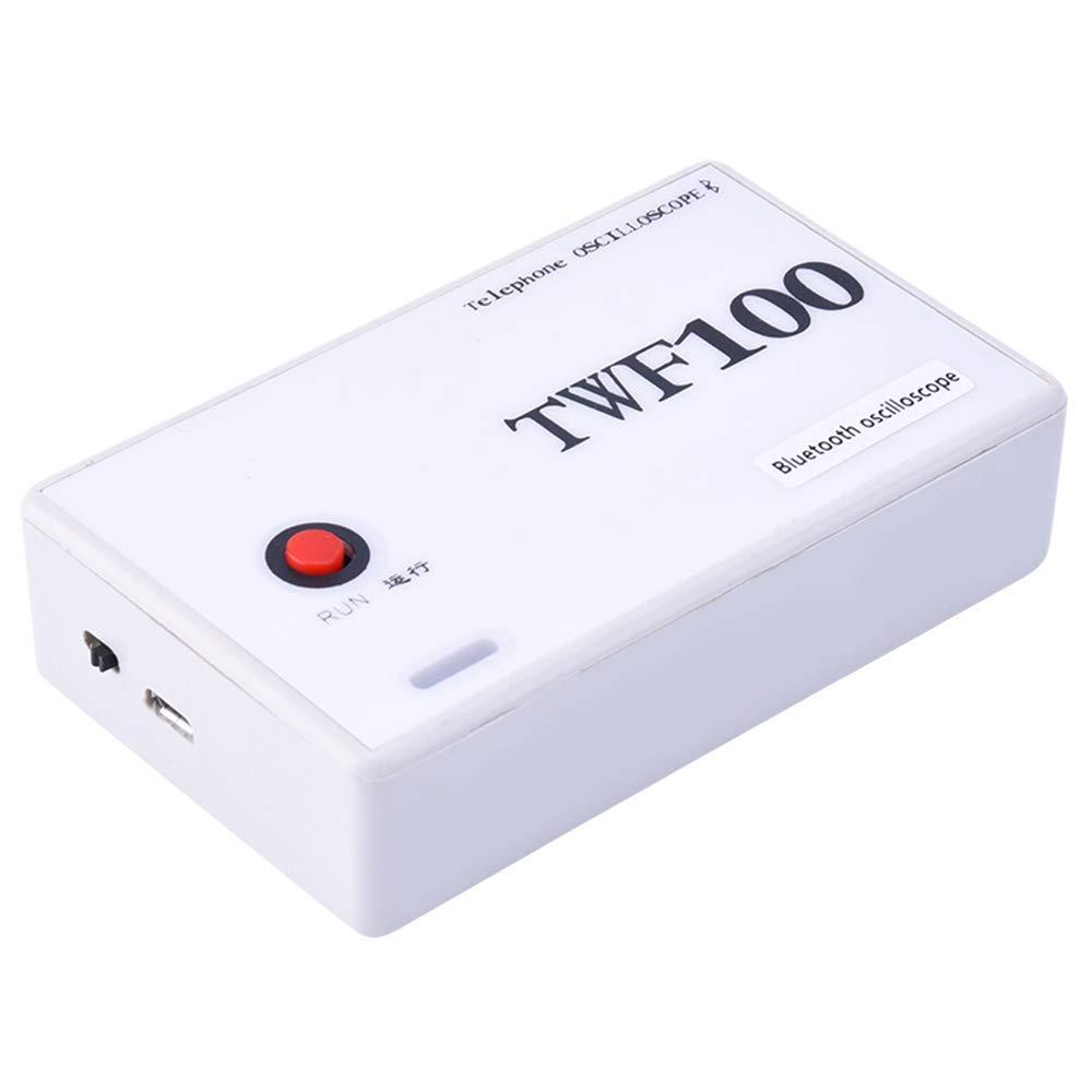 TWF100 Digitales Oszilloskop Mini-Oszilloskop, 2 Kanäle, USB, für Android Mobiltelefone Mobiltelefone Mobiltelefone Pad B07MNDQ9G1 | Modern Und Elegant  568b04