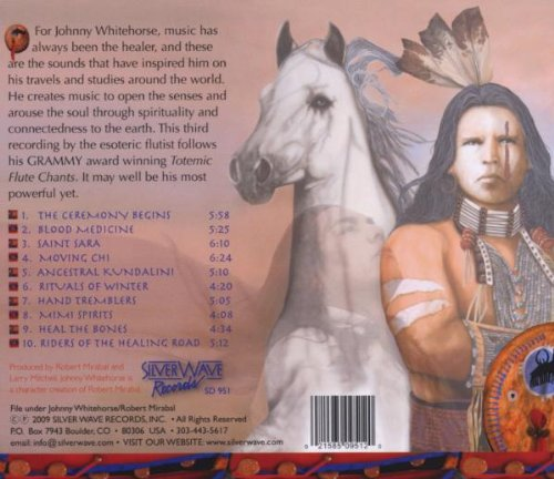 Riders of The Healing Road by WHITEHORSE,JOHNNY