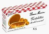 French Bonne Maman Caramel Tartelettes Bonne Maman-Tartelette Chocolat Au Lait Caramel Bonne Maman-5 Bag Pack