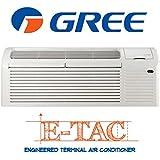 15,000 Btu 9.7 EER Gree Heat Pump Engineered Terminal Air Conditioner ETAC ETAC-15HP230V20A-A