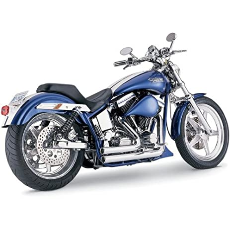 Amazon.com: Vance & Hines Chrome Shortshots Exhaust System For ... on harley fxr fuse, harley fxr parts, harley fxr clutch, harley fxr wheels, harley fxr engine, harley fxr frame, harley fxr speedometer, fatboy wiring diagram, harley handle bar wiring diagrams, harley fxr seats, buell wiring diagram, harley fxr exhaust, harley fxr transmission, harley fxr dimensions, harley fxr headlight,