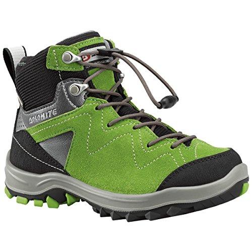 Dolomite Kinder Wanderschuhe Steinbock Kid Gtx Bright Green