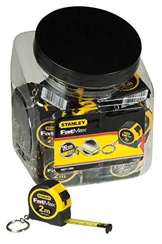 STANLEY FMHT1-33856 TAPE MEASURE 2M PACK X36 [Pack Size: 36] (