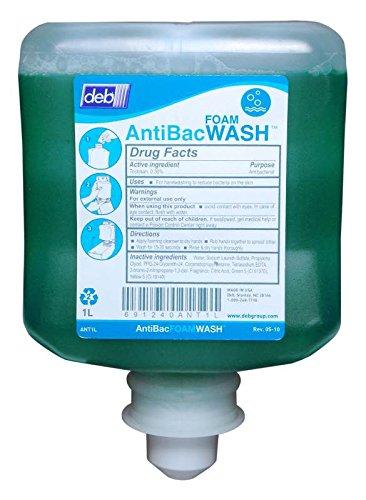 deb stoko Refresh AntiBac FOAM Hand Wash - 1 L ()