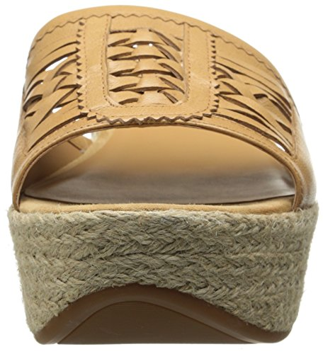Natural Leather Sandal Nine Women Raptor West Platform qwfgOaCxY