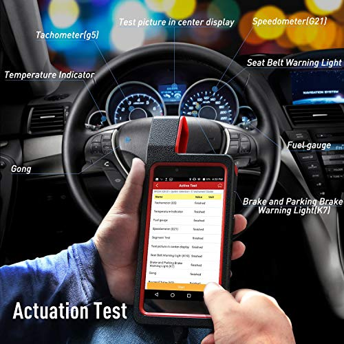 Launch X431 DIAGUN IV Bi-directional Automotive Diagnostic Tool OBD2 Scanner Code Reader with Wifi & Bluetooth Covering 108 Vehicle Makes, 2 Years Free Update by LAUNCH (Image #4)