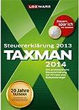 Lexware Taxman Steuererklärung  2014 (Steuerjahr 2013) [Download]