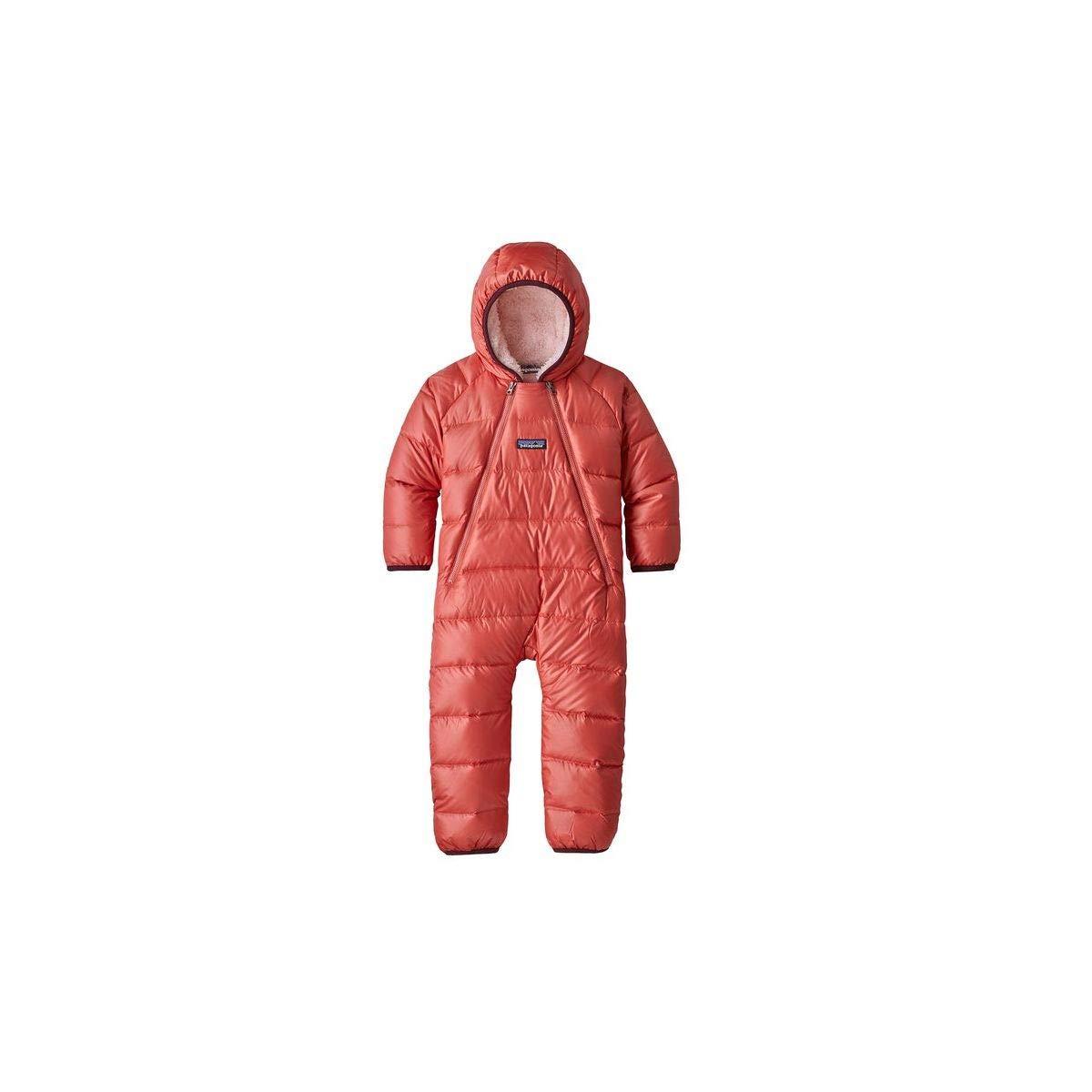 2bb8402b6 Patagonia Infant Hi-Loft Down Sweater Bunting Navy Blue  Amazon.co ...