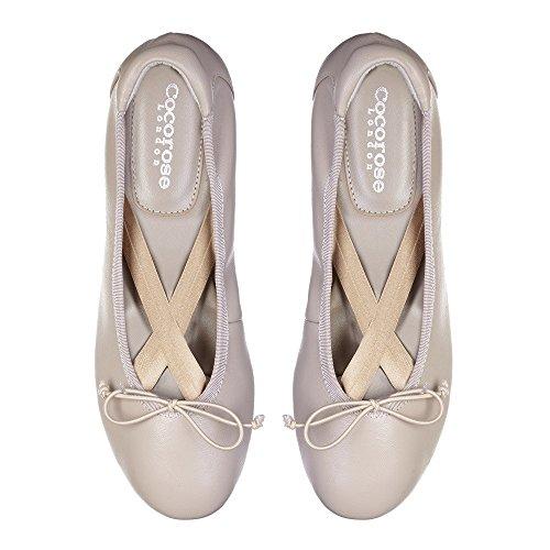 Scarpe Ballerine Covent Signore Pieghevoli Garden nudo Royal Cocorose Ballet ag6wvv