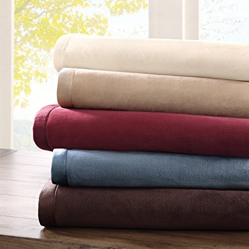 Madison Park Micro Velour Blanket product image
