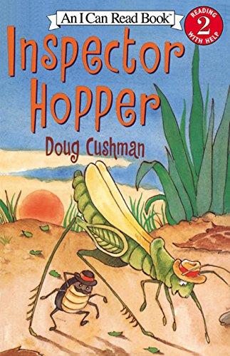 Hopper Two (Inspector Hopper (I Can Read Level 2))