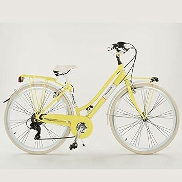Bicicleta Summer velomarche de mujer con marco de aluminio ...