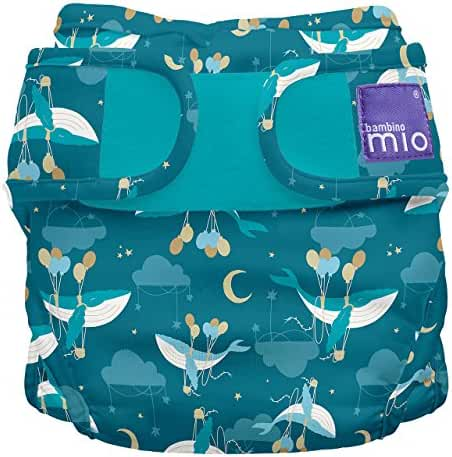 Bambino Mio, Miosoft Cloth Diaper Cover, Sail Away, Size 1 (<21lbs)