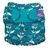 Bambino Mio, Miosoft Cloth Diaper Cover, Sail Away, Size 2