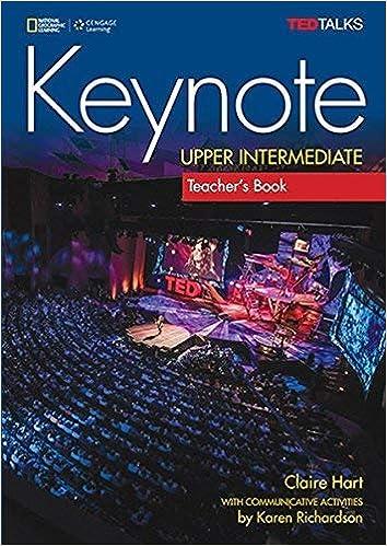 Keynote Upper Intermediate Teacher's Book