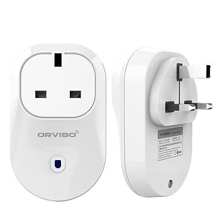 Orvibo S25 WIFI Smart Socket Mini Enchufe de Salida ...