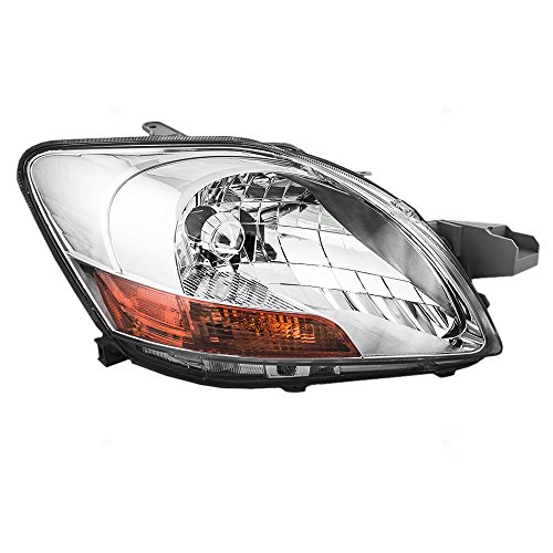 (Passengers Headlight Headlamp Replacement for Toyota 81130-52750)