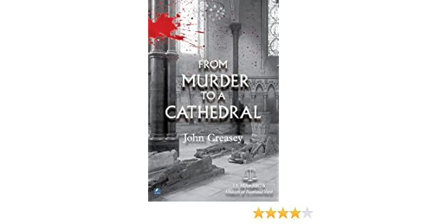 From Murder to a Cathedral (Gideon of Scotland Yard)