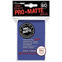 "Ultra Pro 214030cm Pro Matte"" Small Sleeve (60-Piece)"