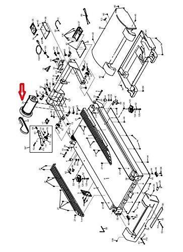 Amazon Com Dc Drive Motor 4665d 62 22377300 Works With Reebok