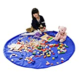 Best LEGO Camping Toys - Large Size Children Play Mat, WITERY Kids Rug Review