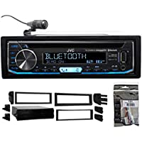 JVC CD Receiver w/Bluetooth USB/iPhone/Android/XM For 1998-2004 Subaru Forester