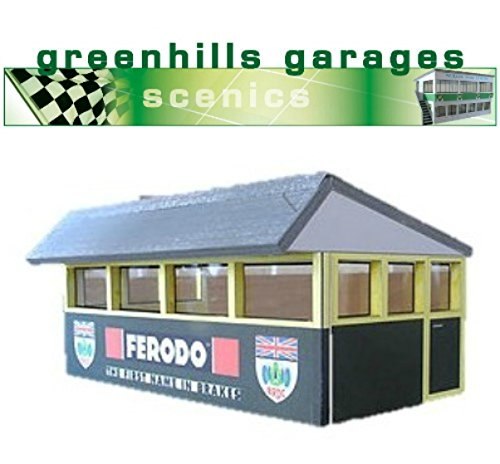 Greenhills Scalextric Slot Car Building Silverstone for sale  Delivered anywhere in Canada