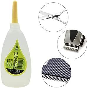 Electric Clipper Oil, Aceite lubricante para cuchillas de corte para cabello Premium de 2 piezas para cortaúñas, recortadores y corrosión de cuchillas para la prevención de la oxidación, 50 ml: Amazon.es: Hogar