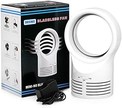ToDIDAF - Mini Ventilador de Mesa sin aspas, portátil, 2 ...