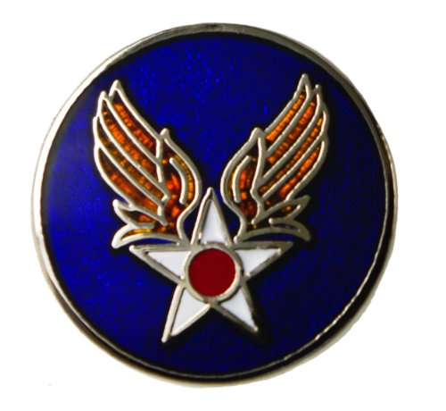 Army Air Corps USAAC Wings United States Hat Lapel Pin D18