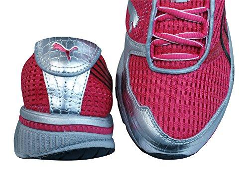 Puma Complete Magnetist III Zapatillas de deporte corrientes de las mujeres - Rosa Pink