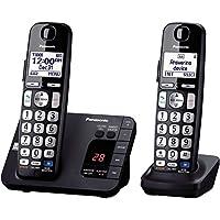 Panasonic KX-TGE232B 2 Handsets Phone
